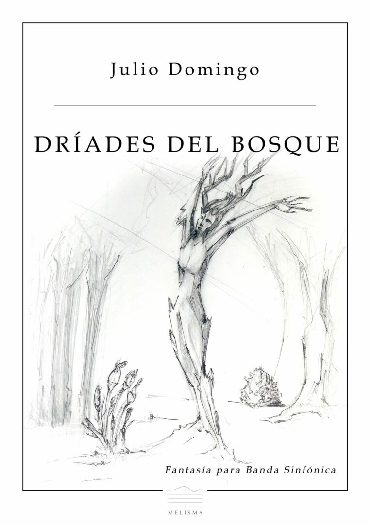 driades del bosque cover